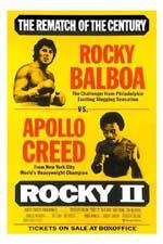 Poster Rocky II  n. 1