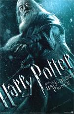 Poster Harry Potter e il principe mezzosangue  n. 3