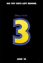 Poster Toy Story 3 - La grande fuga  n. 1