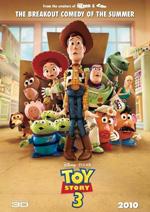 Poster Toy Story 3 - La grande fuga  n. 18