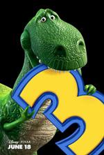 Poster Toy Story 3 - La grande fuga  n. 2