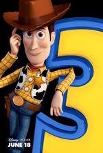 Poster Toy Story 3 - La grande fuga  n. 7