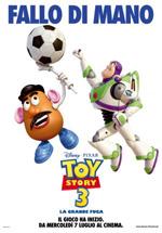 Poster Toy Story 3 - La grande fuga  n. 75