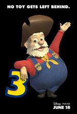 Poster Toy Story 3 - La grande fuga  n. 80
