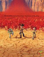Poster Toy Story 3 - La grande fuga  n. 84
