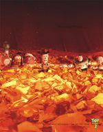 Poster Toy Story 3 - La grande fuga  n. 86