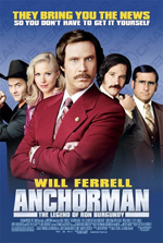 Trailer Anchorman - La leggenda di Ron Burgundy