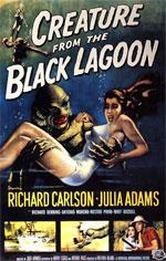 Il mostro della laguna nera