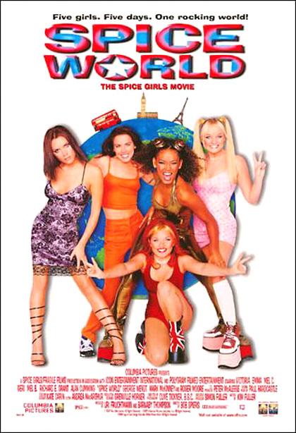 Trailer Spice Girls il film