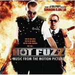 Cover CD Hot Fuzz