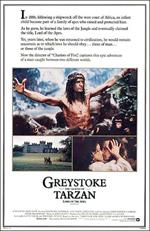 Trailer Greystoke - La leggenda di Tarzan signore delle scimmie