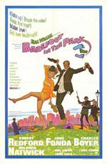 Poster A piedi nudi nel parco  n. 1