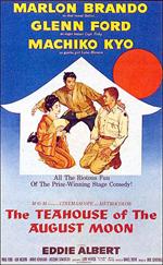 Trailer La casa da tè alla luna d'agosto