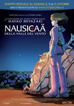 Trailer Nausicaa della valle del vento