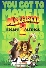 Poster Madagascar 2  n. 1