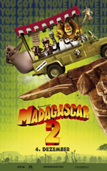 Poster Madagascar 2  n. 11