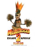 Poster Madagascar 2  n. 14