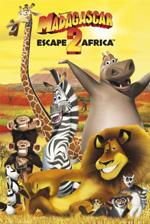 Poster Madagascar 2  n. 18