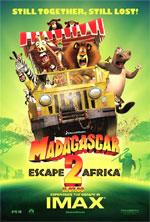 Poster Madagascar 2  n. 3