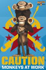 Poster Madagascar 2  n. 9