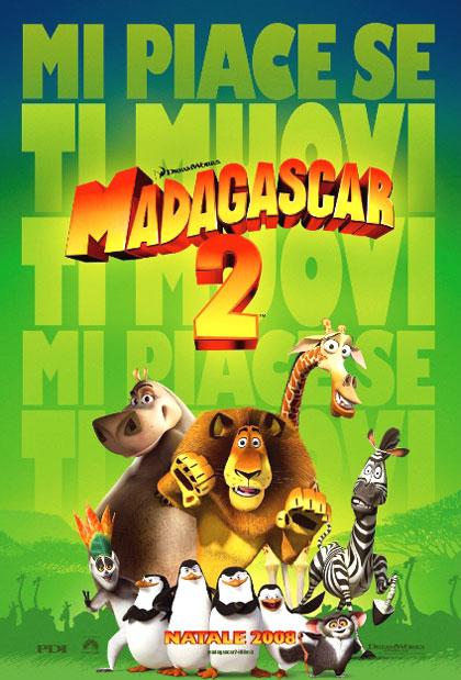 Buon Natale Madagascar.Madagascar 2 2008 Mymovies It