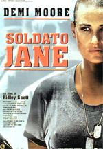 Poster Soldato Jane  n. 0
