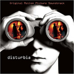 Cover CD Colonna sonora Disturbia