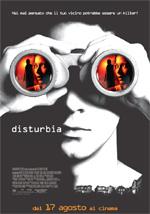 Poster Disturbia  n. 0
