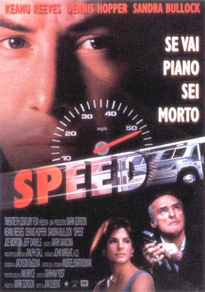 Speed (1994) - MYmovie...