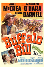 Locandina Buffalo Bill