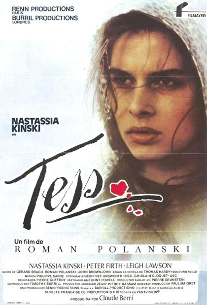 Locandina italiana Tess