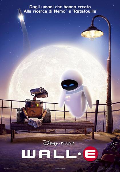 Locandina italiana WALL•E