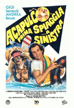 Poster Acapulco, prima spiaggia... a sinistra  n. 0