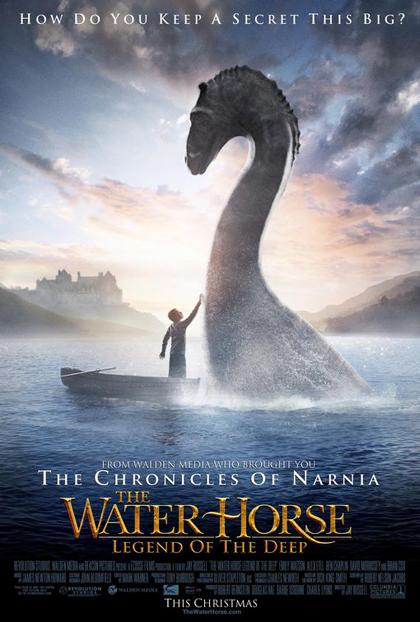 Poster Water Horse - La leggenda degli abissi