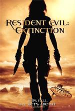 Poster Resident Evil: Extinction  n. 1