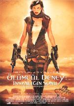 Poster Resident Evil: Extinction  n. 11