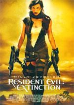 Poster Resident Evil: Extinction  n. 12