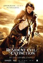 Poster Resident Evil: Extinction  n. 15