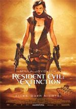 Poster Resident Evil: Extinction  n. 20