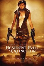 Poster Resident Evil: Extinction  n. 21