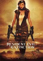 Poster Resident Evil: Extinction  n. 22