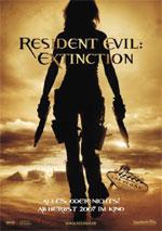 Poster Resident Evil: Extinction  n. 26
