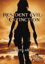 Poster Resident Evil: Extinction  n. 28
