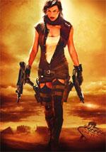 Poster Resident Evil: Extinction  n. 3