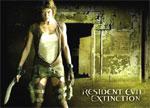 Poster Resident Evil: Extinction  n. 32
