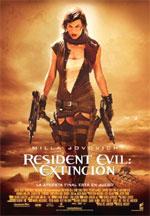 Poster Resident Evil: Extinction  n. 7