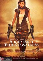 Poster Resident Evil: Extinction  n. 8