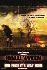 Poster Halloween - The Beginning  n. 1