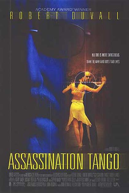 Locandina italiana Assassination Tango