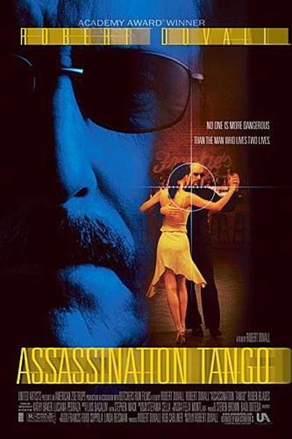 Poster Assassination Tango